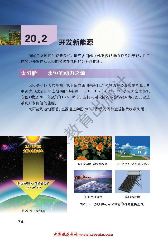 「20」.2 开发新能源